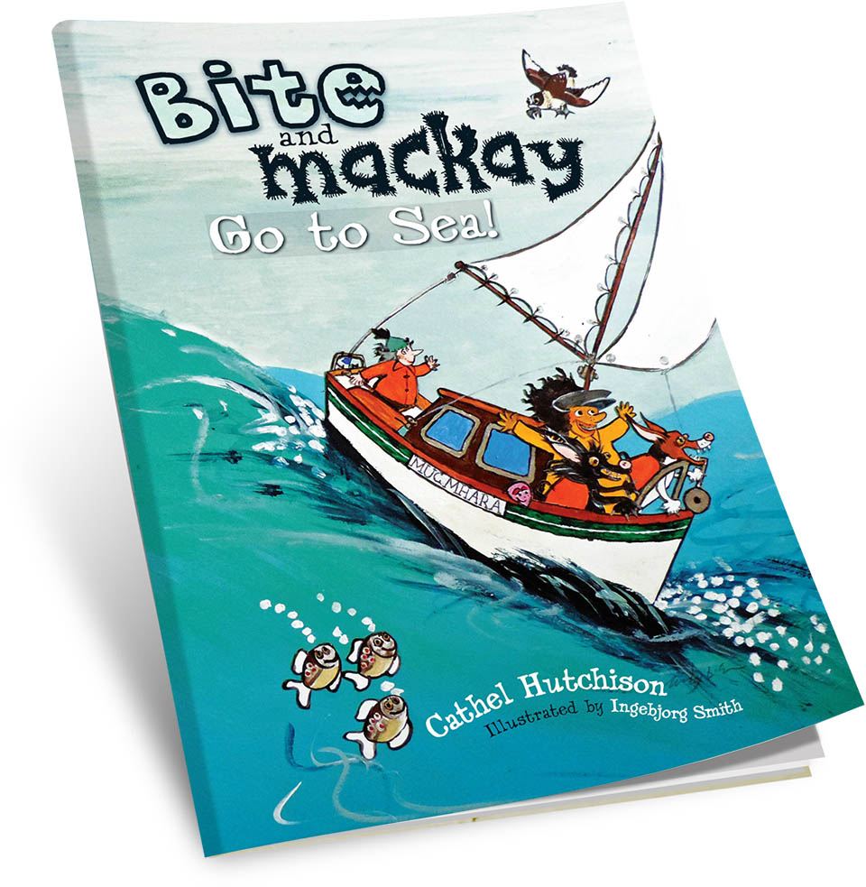 Bite and Mackay Go to Sea